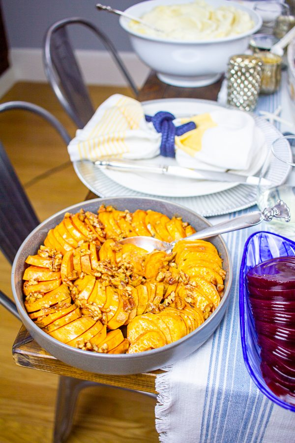 Maple Pecan Sweet Potatoes 4
