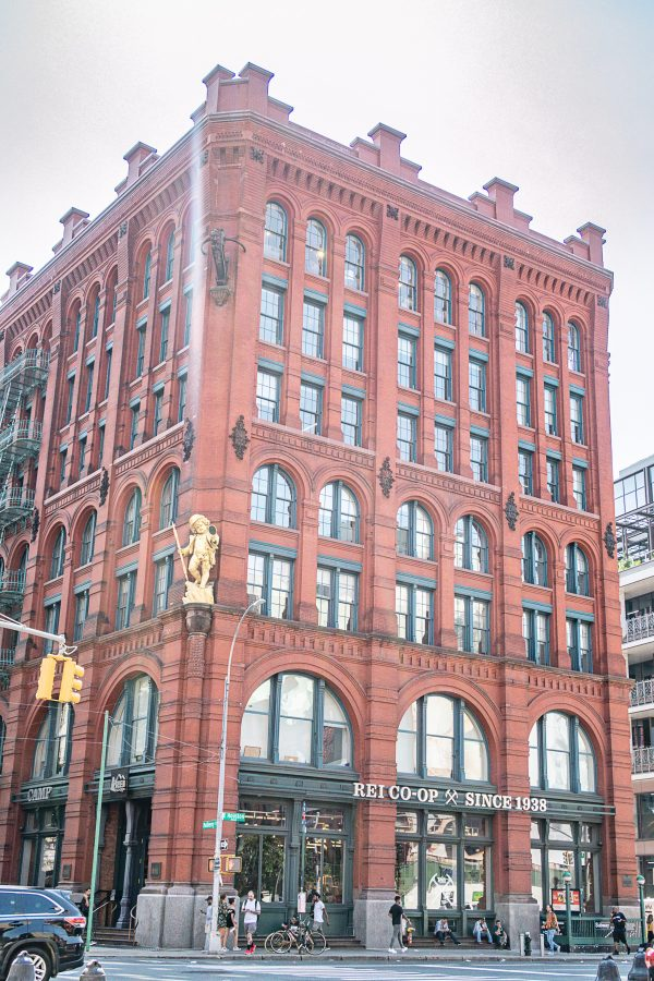 Soho The Puck Building