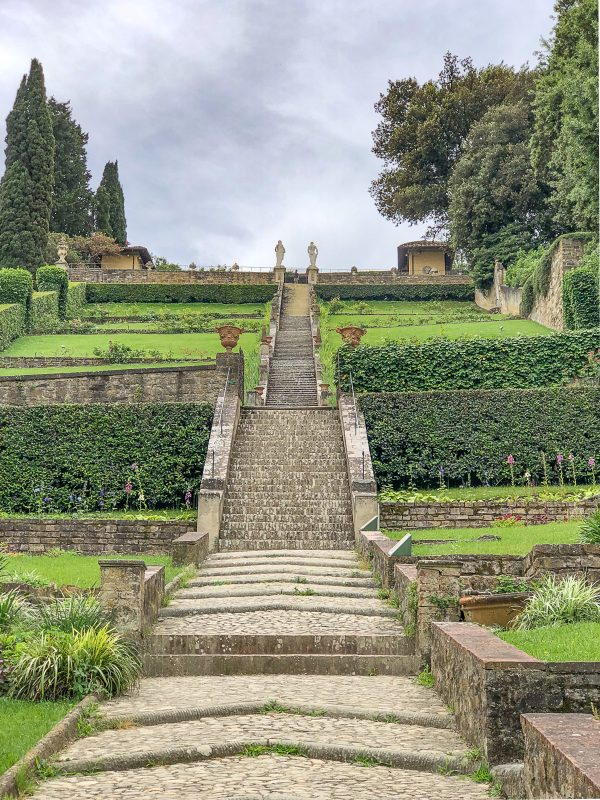 Things to do in Florence Bardini Garden