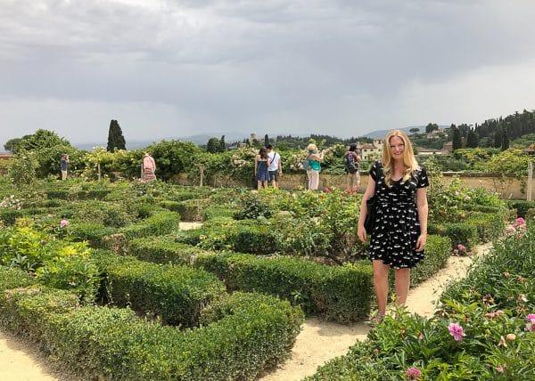 Things to do in Florence Boboli Garden 2