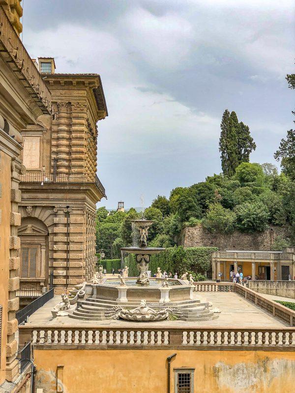 Things to do in Florence Boboli Garden 3