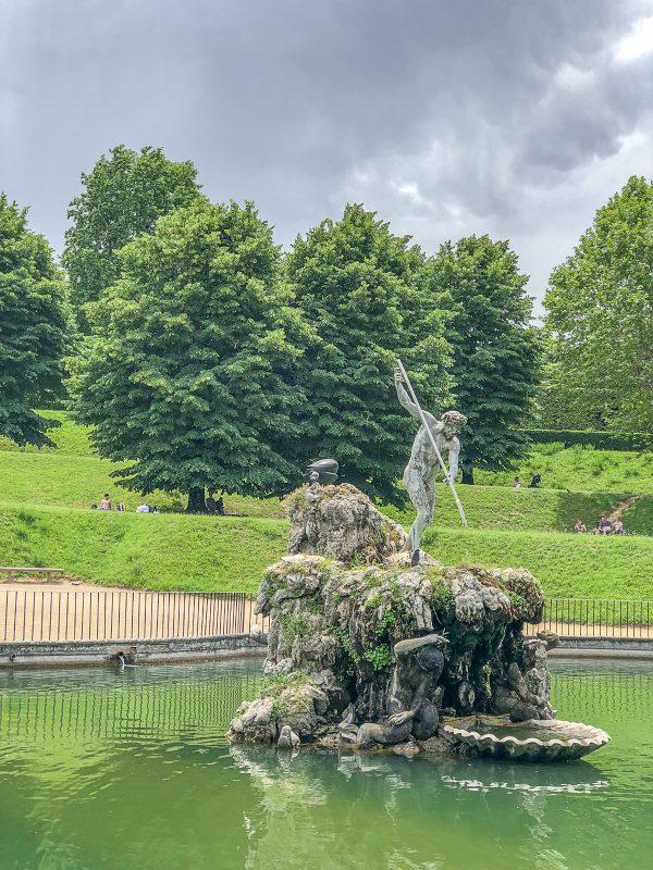 Things to do in Florence Boboli Garden