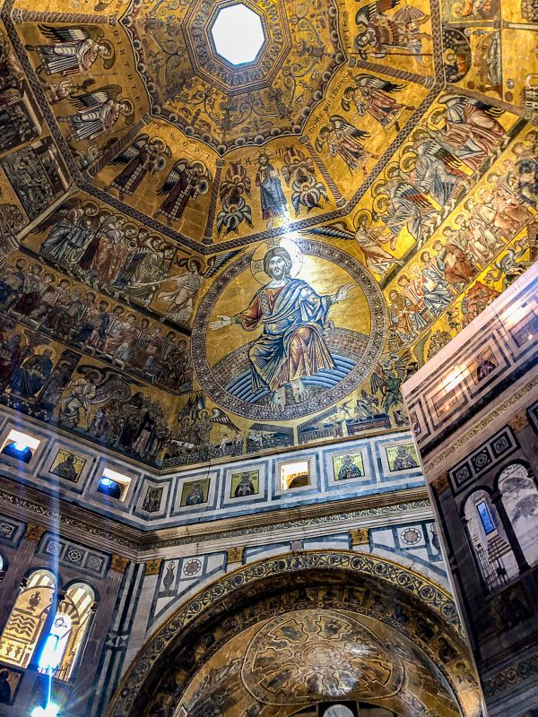Things to do in Florence Duomo Baptistry