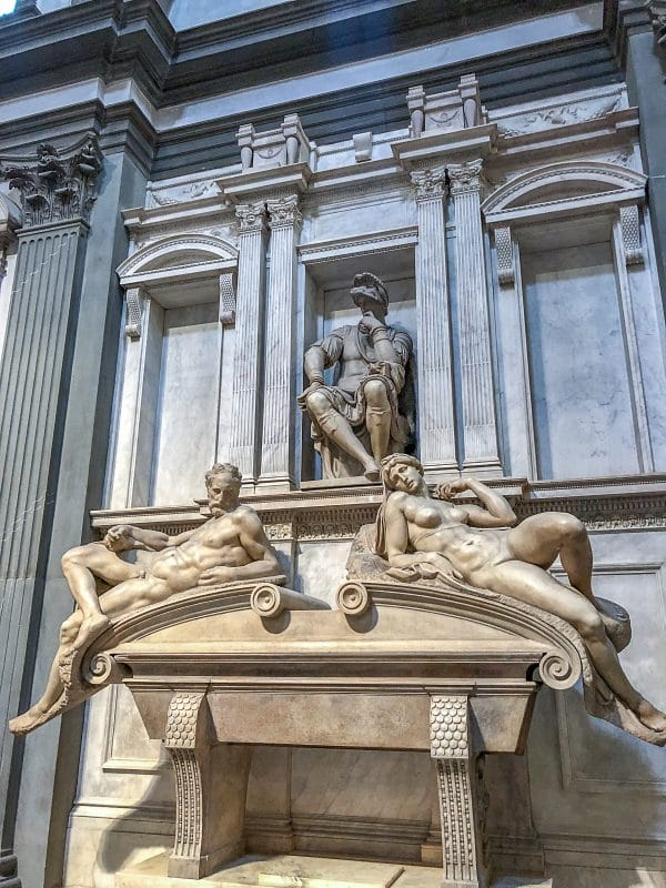 Things to do in Florence Medici Chapel 2