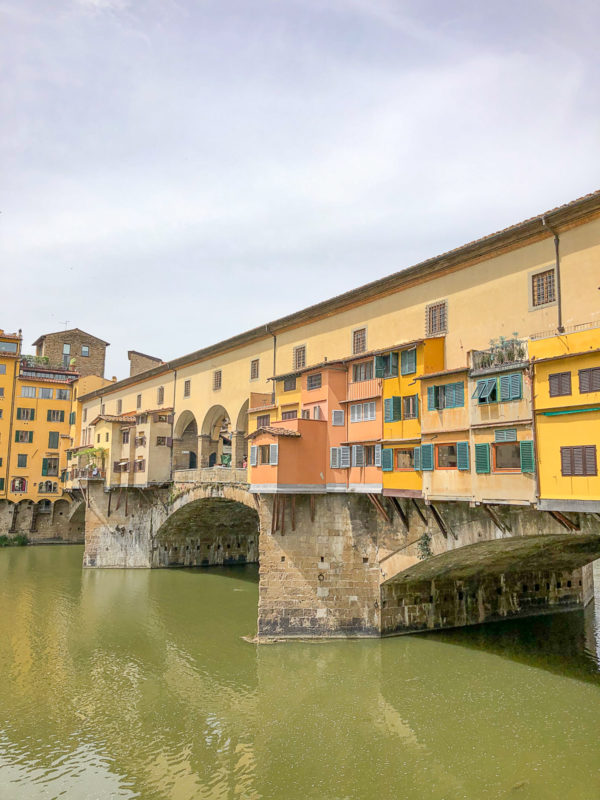 Things to do in Florence Ponte Vecchio