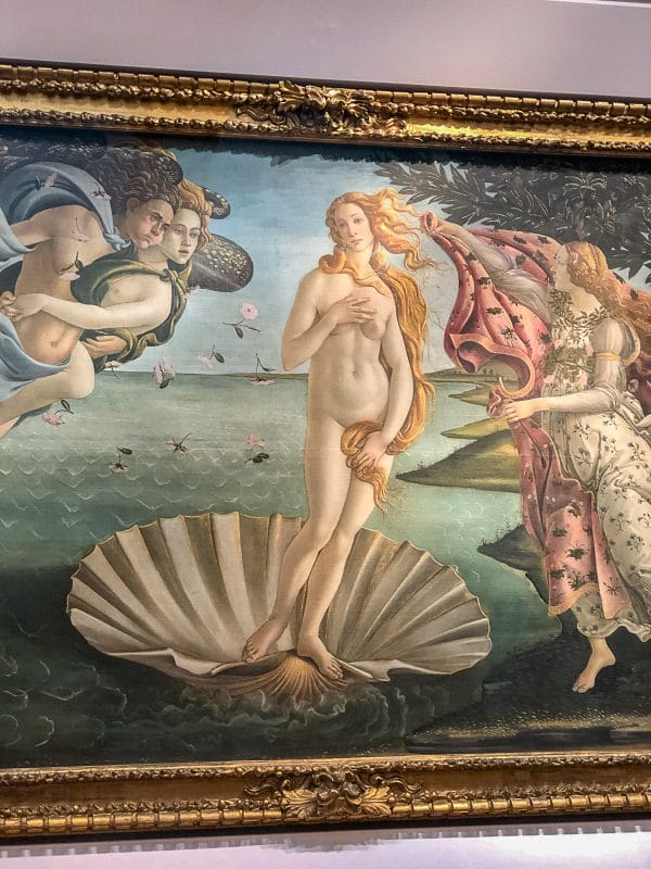 Things to do in Florence Uffizi 2