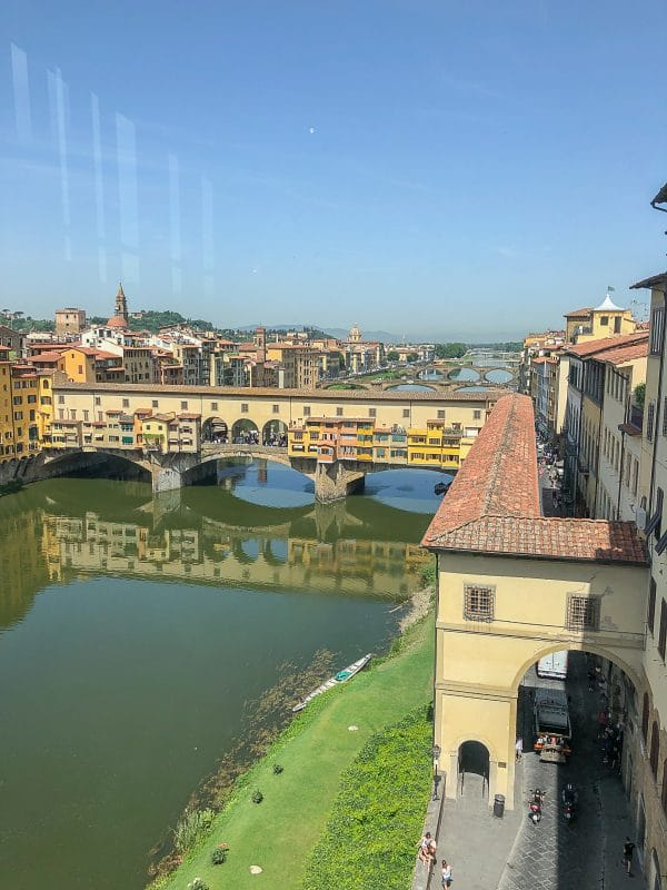 Things to do in Florence Uffizi 3