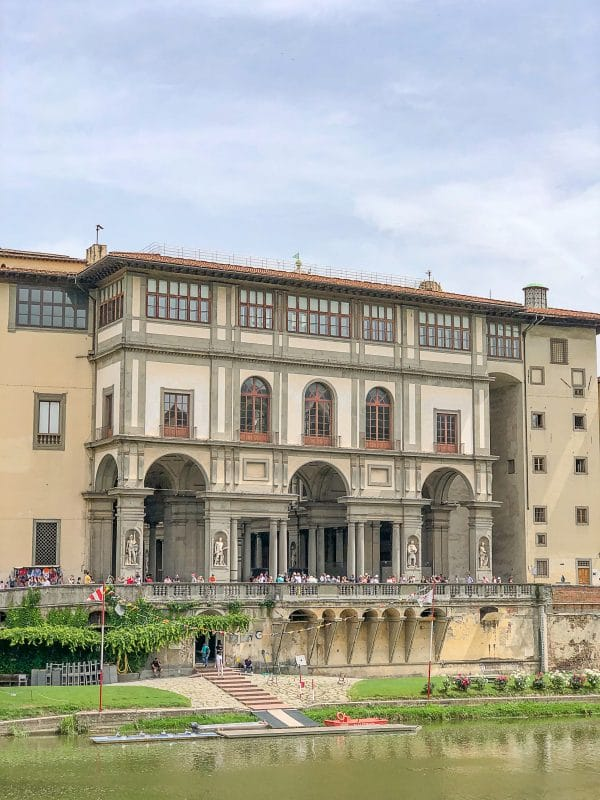 Things to do in Florence Uffizi 4