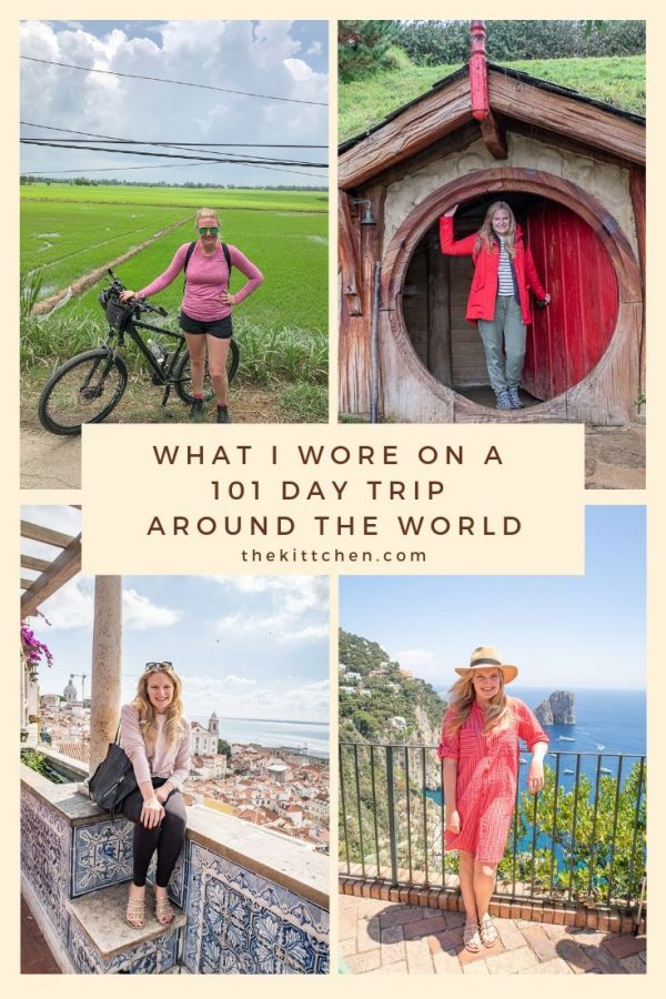 How do you turn one carry-on of clothing into outfits for Capri and Cambodia? Kilimanjaro and Auckland? Machu Pichu and London? Sydney and the Serengeti? I'm sharing my secrets!