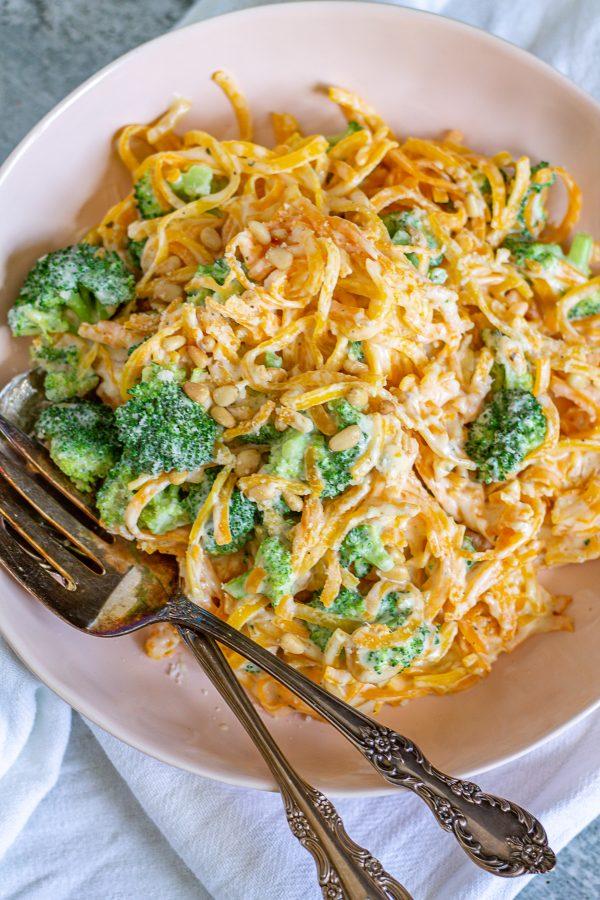 Butternut Squash Noodles 10