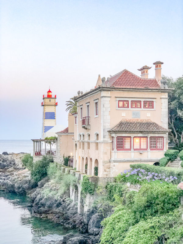 Cascais Lighthouse 3