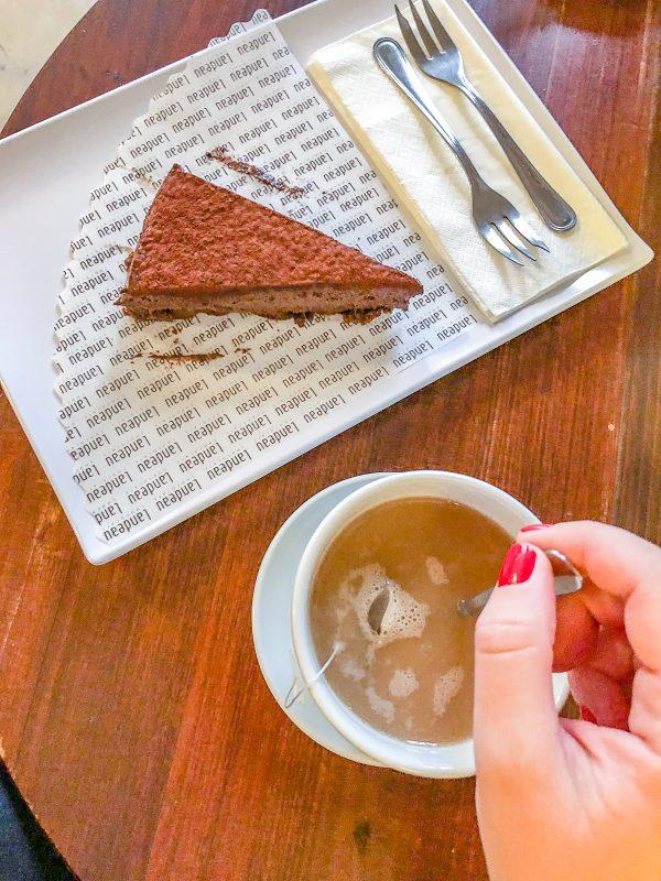 Chocolate Cake Lisbon