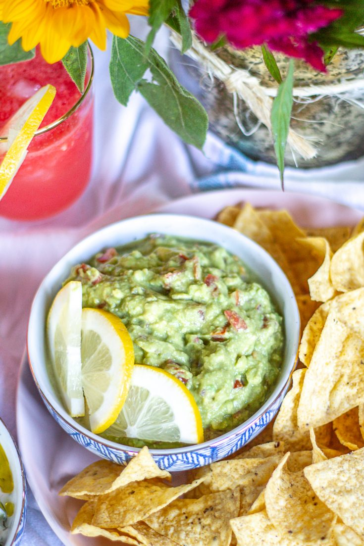 Guacamole without Cilantro