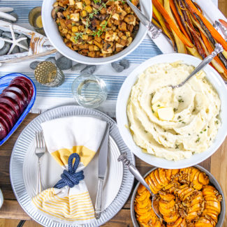 Complete Thanksgiving Menu
