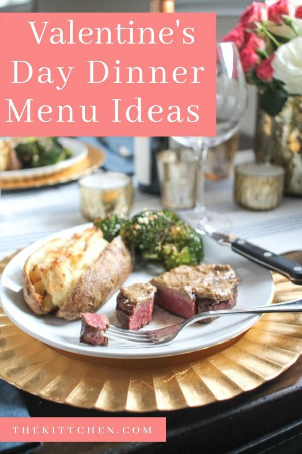 Planning to cook up a romantic meal for two on Valentine's Day? I have created a Valentine's Day Dinner Menu Guide filled with recipes that are sure to impress your significant other - without requiring you to spend your whole day in the kitchen.