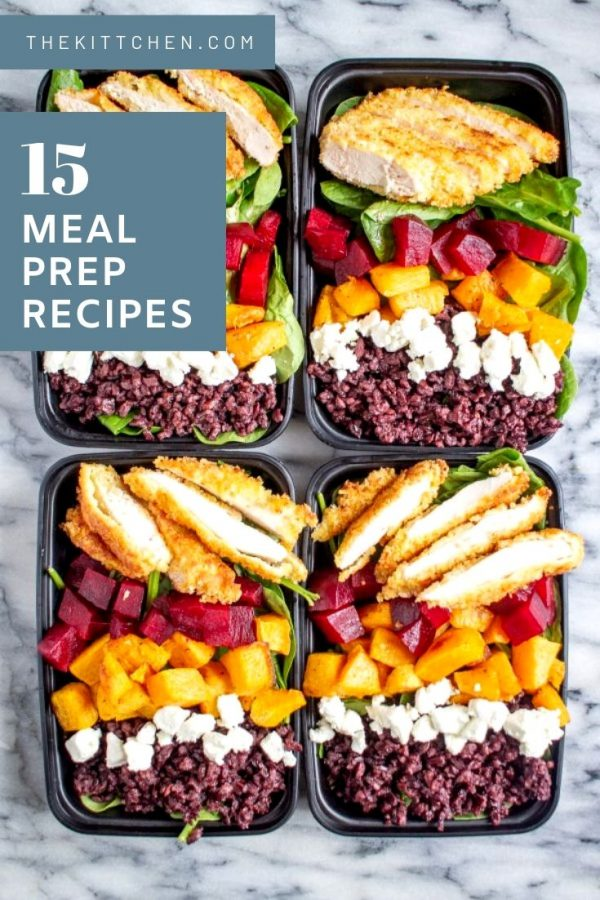 Today I am sharing a collection of meal prep recipes that can make your life a little easier. Something as simple as cooking a batch of chicken breasts can help make preparing dinner throughout the week simpler. This posttackles a variety of recipes and ways to meal prep.