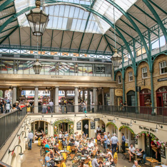 What to do in Covent Garden