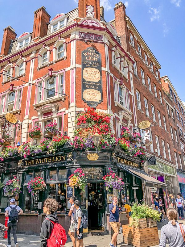 Covent Garden Travel Guide 2