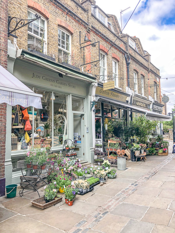 What to do in Hampstead Flask Walk