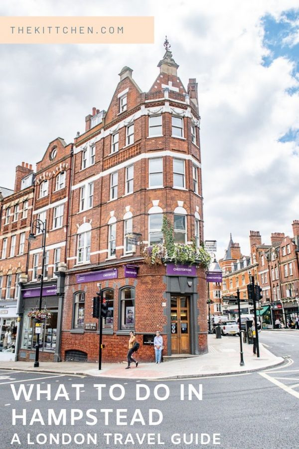A guide of what to do in Hampstead, a neighborhood in northern London.