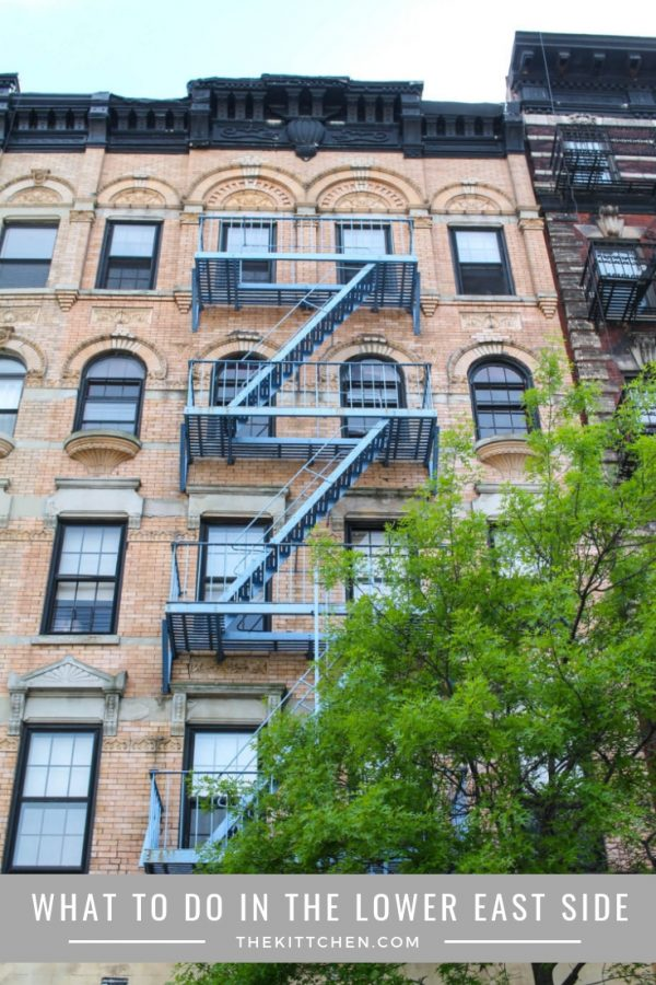A guide of what to do in the Lower East Side, a neighborhood that is home to some of my favorite museums and restaurants.
