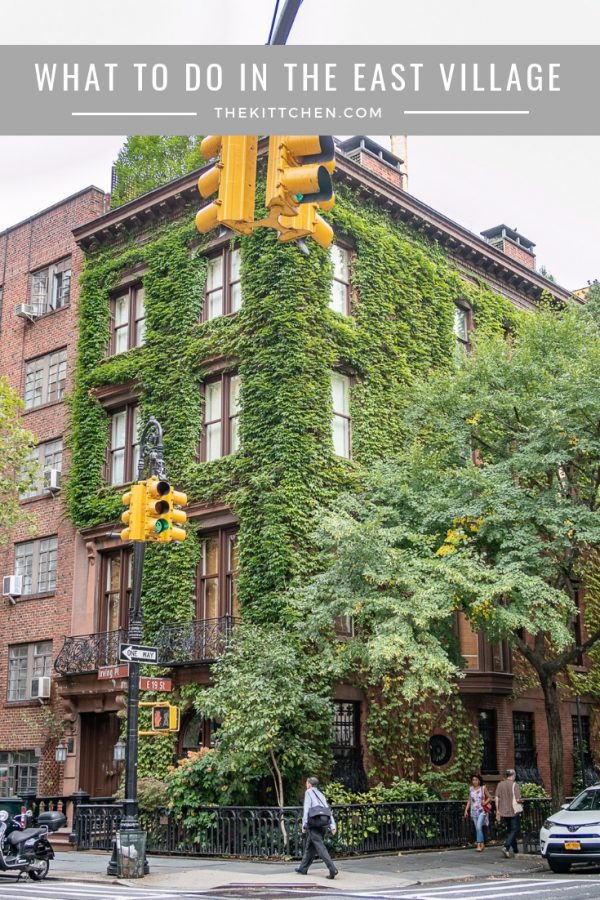A guide of what to do in the East Village. I love this neighborhood because it has a little bit of everything and it still maintains its quirky vibe.