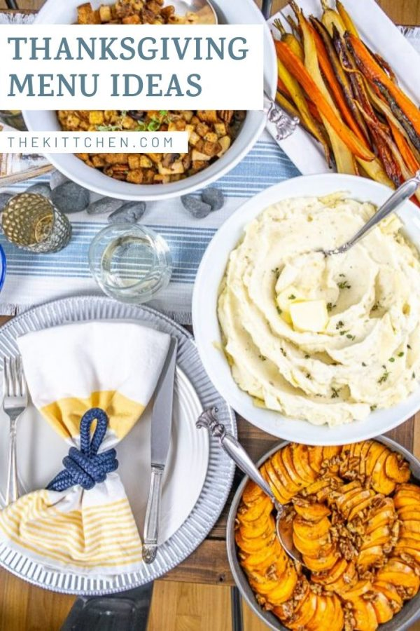 This complete Thanksgiving menu covers all the bases. From how to roast a turkey, to classic side dishes and desserts, these recipes will help you host a memorable Thanksgiving.