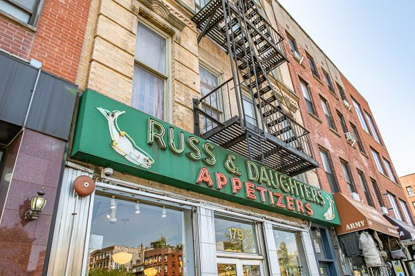 What to do in the Lower East Side Russ Daughters