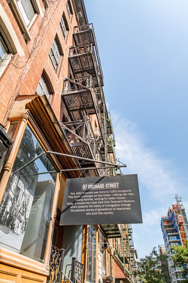 What to do in the Lower East Side Tenement Museum 2
