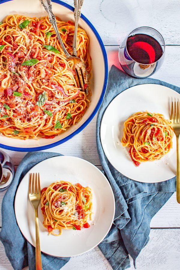 Spaghetti alla Rustica 2