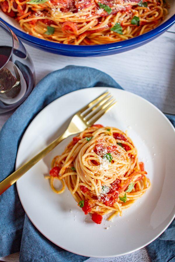 Spaghetti alla Rustica 3