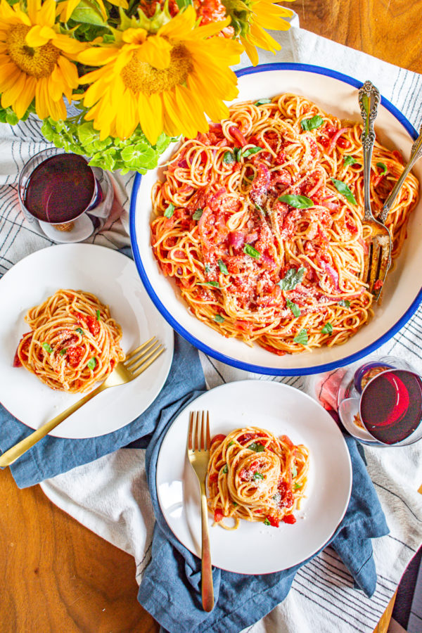 Spaghetti alla Rustica 4