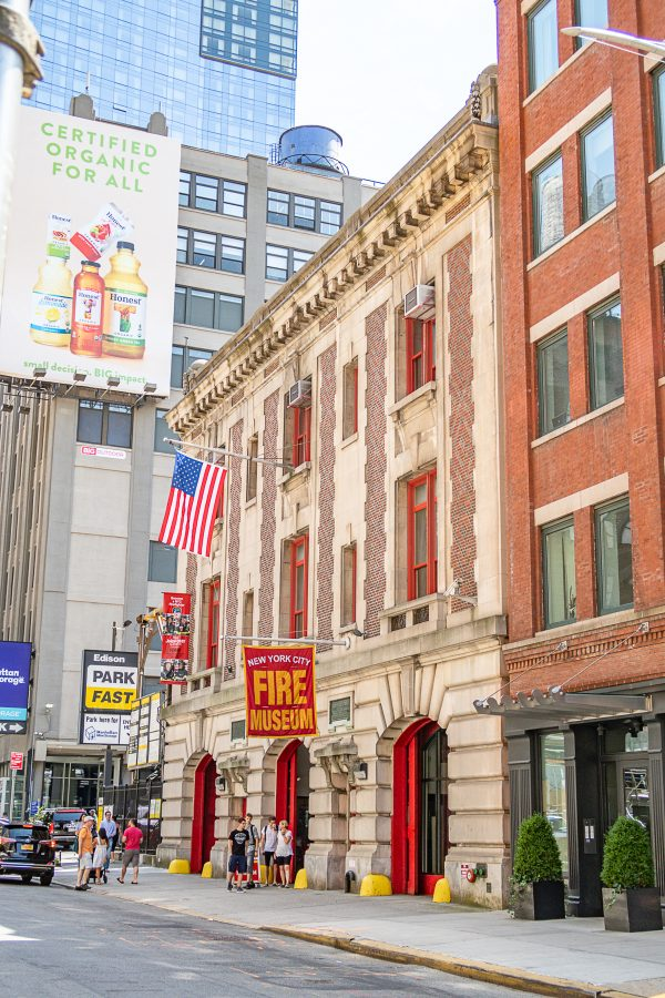 The NYC Fire Museum