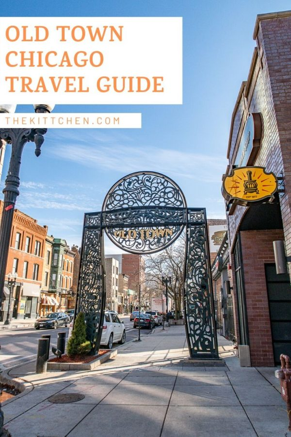 A guide of what to do in Chicago's Old Town! This neighborhood is just two train stops north of downtown/the loop yet it has a neighborhood feel.