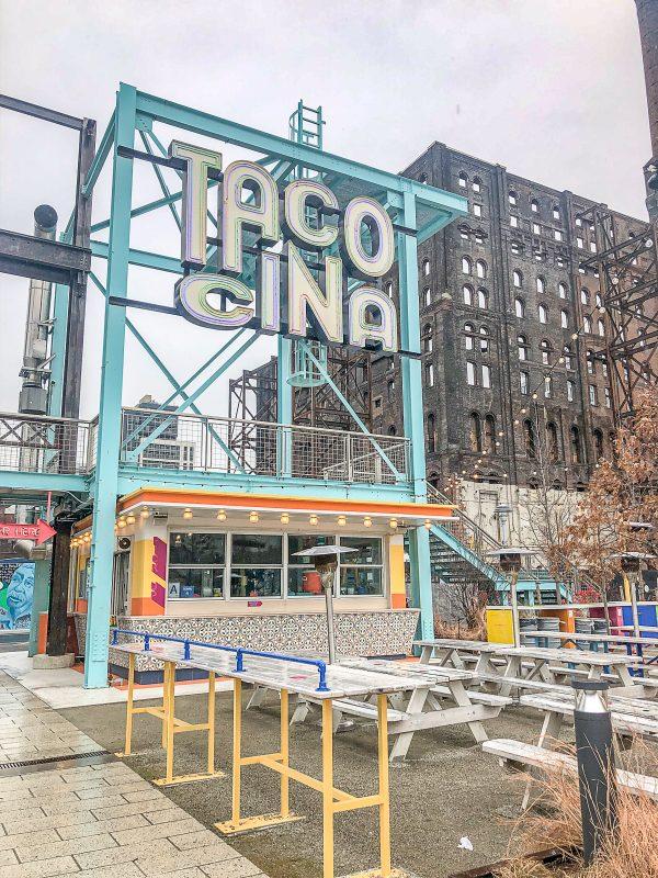 Taco Cina Domino Park