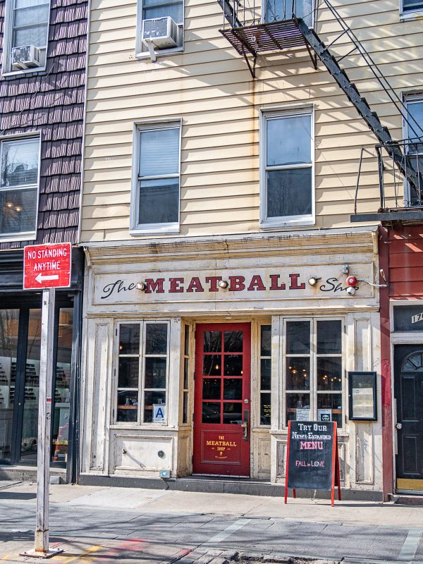 Williamsburg The Meatball Shop