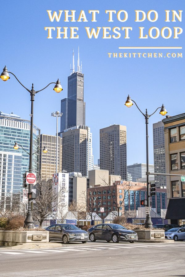 A guide of what to do in the West Loop Chicago. This neighborhood is home of many of the city's best restaurants and it has a lively nightlife.