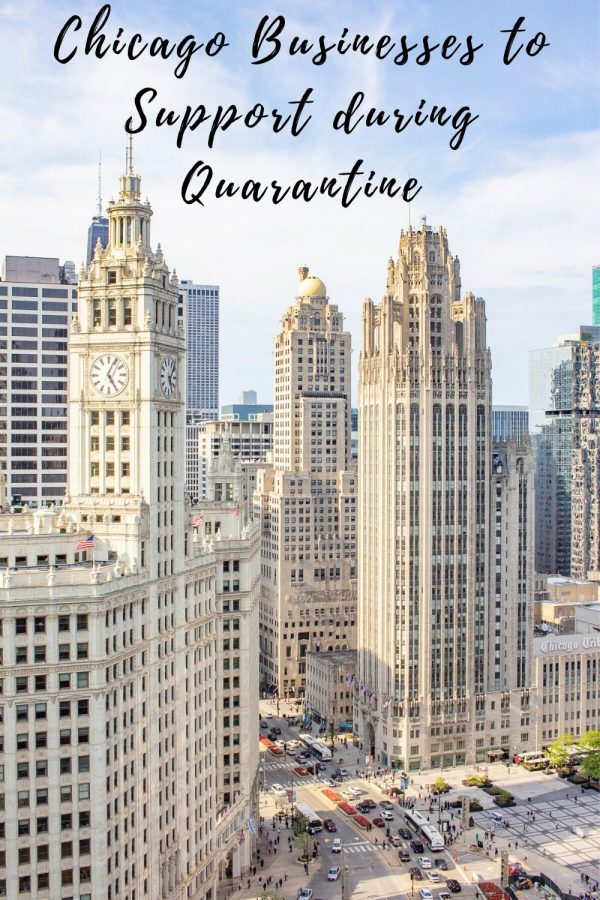 Chicago Businesses to Support during Quarantine - lists of Chicago businesses offering delivery, takeout, and other services