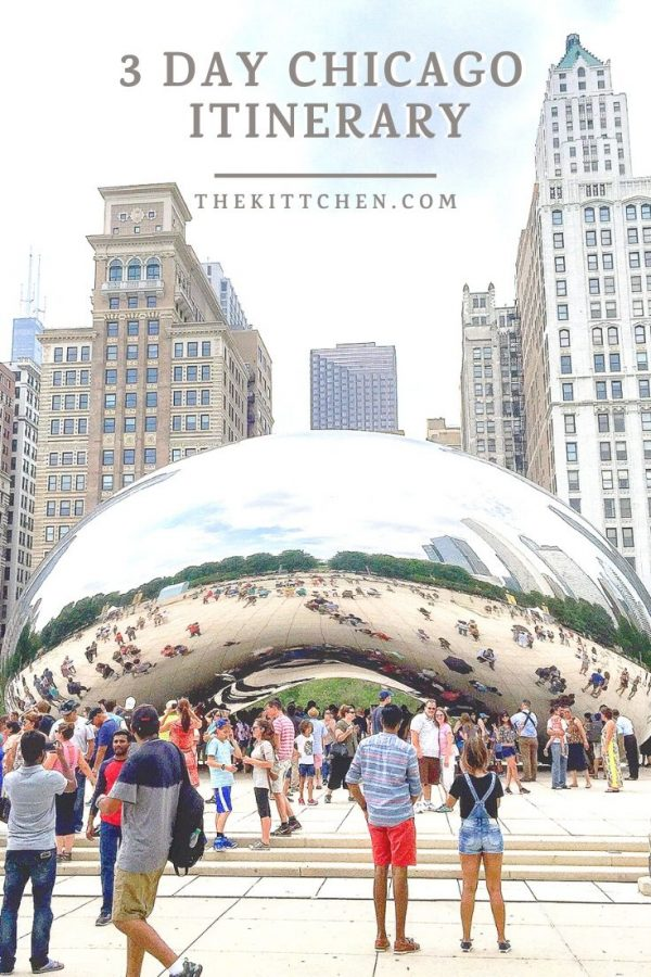 A complete 3 day Chicago itinerary to help you plan your visit to the Windy City! All the must-see sights, things to do, and restaurants to try.