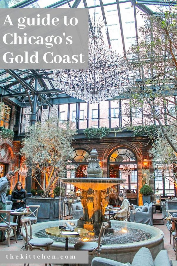 A guide of what to do in the Gold Coast, a Chicago neighborhood along Lake Michigan known for luxurious shopping and dining.