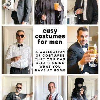 Easy Costume Ideas for Men