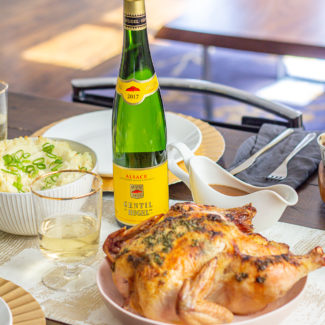 Food and Wine Pairings with Famille Hugel