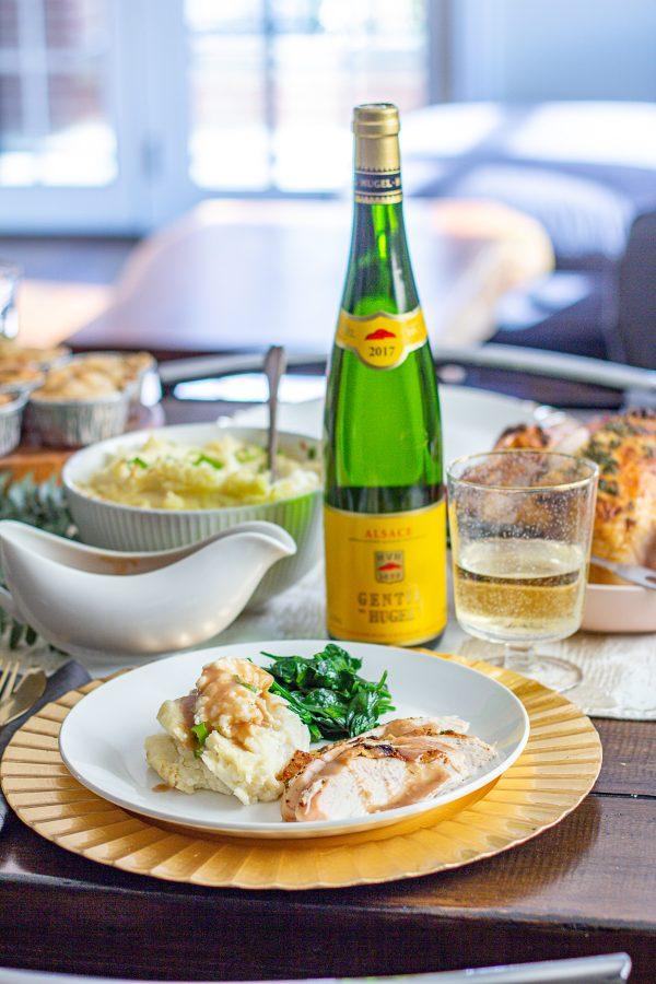 Lemon Rosemary and Oregano Roast Chicken 2