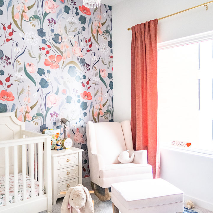 What to Know about Installing Peel and Stick Wallpaper