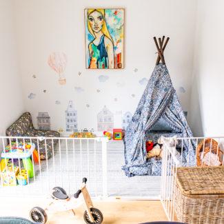 Gwen's Mini Playroom