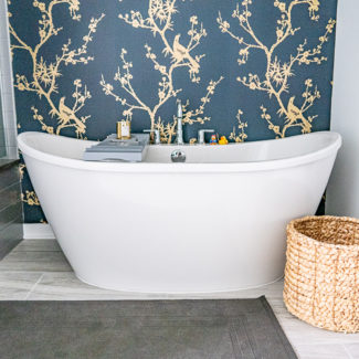 Modern Primary Bathroom Design