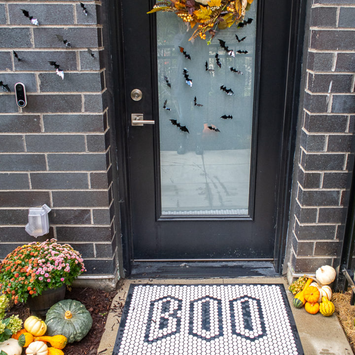 Our Fall Decor and Halloween Decorations